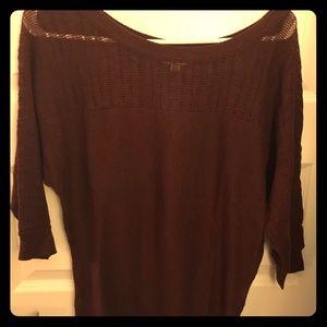 FINAL OFFER - Aerie Lightweight 3/4 Sleeve Sweater
